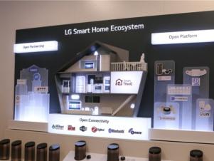 【智能】完善智能生态圈 LG SmartThinQ平台解析