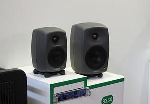 GENELEC展出专业监听音箱
