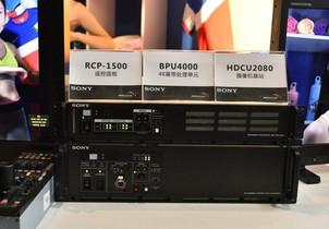 SONY控制台系统新品