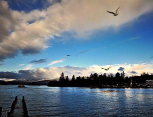 《温德米尔湖》