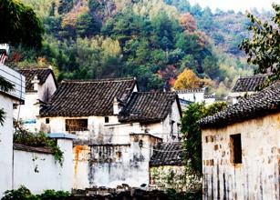 査济古村落