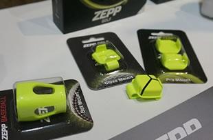 四项全能教练 ZEPP球类传感器现身CES