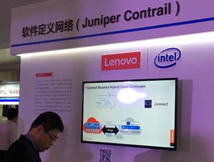 软件定义网络Juniper Contrail