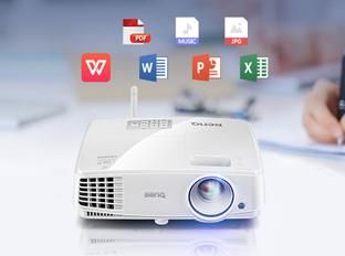 E500支持全平台无线投影