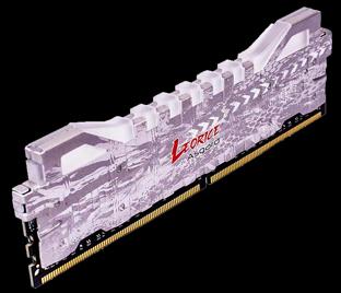 阿斯加特雷赤X3 8GB DDR4 2400