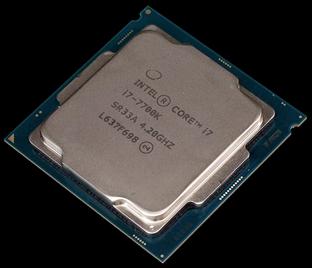 Intel 酷睿i7-7700K