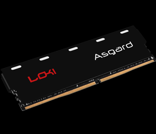 阿斯加特 洛极W1 16GB DDR4 3000