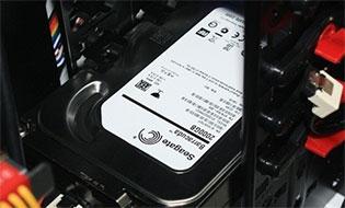 希捷2TB混合硬盘