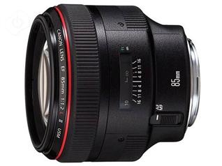 佳能EF 85mm f/1.2 L II USM