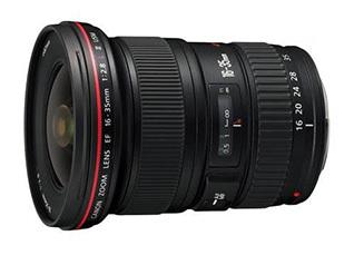 佳能EF 16-35mm f/2.8L  USM