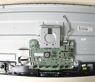 10款电竞显示器拆解对比
