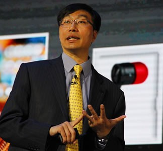 HTC中国区总裁 任伟光先生