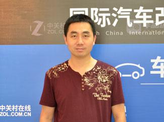 深圳一科电子副总经理 张正涛
