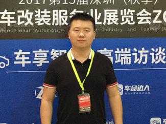 北京硕基副总经理 江明
