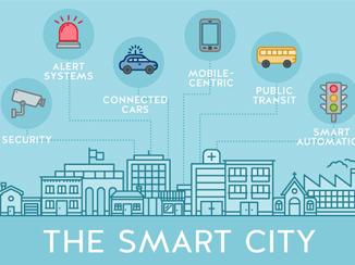 智慧城市需数据开放共享 涉及信息安全