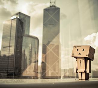 《阿楞看香港》