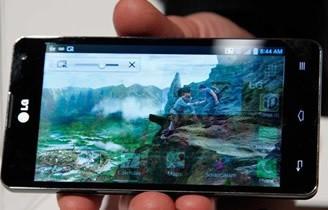 视频/拍照创新 LG Optimus G现场体验