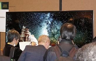 84英寸4K超高清 直击LG最强智能电视