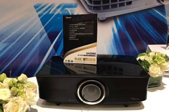 奥图码4K激光投影机UHZ880