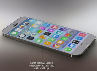 """运行iOS 8的""""iPhone 6""""来了:超赞!"""