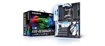 技嘉X99 Designare EX主板