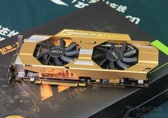 索泰GTX 760-2GD5至尊OC+