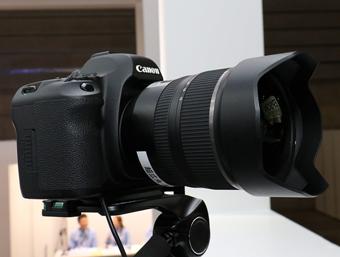 CP+2015:腾龙展台单反微单镜头群齐亮相