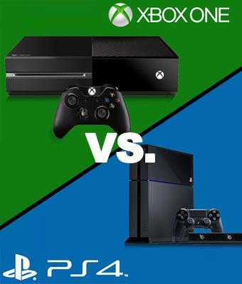 国行强势来袭 一张图看懂Xbox One与PS4