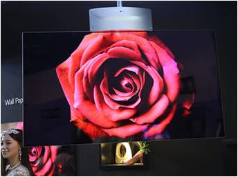 LG携OLED解决方案出展
