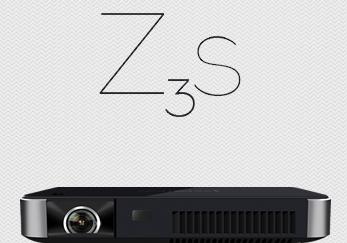 极米无屏超级电视Z3S