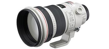 佳能200mm f/2镜头促销中