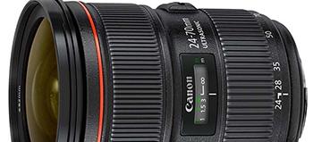 佳能24-70mm F2.8镜头促销