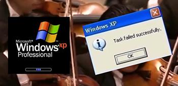 科技早报:Windows XP系统音演奏神曲