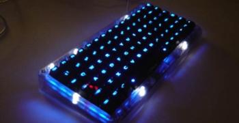 <b>机械键盘</b>75%的用户最喜欢机械键盘
