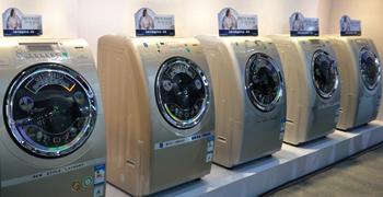 <b>洗衣机</b>滚筒洗衣机关注度近六成