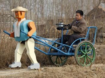 外媒盘点:中国民间的DIY发明