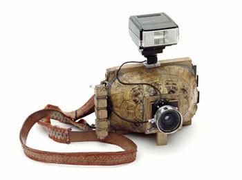 各种拗造型的相机