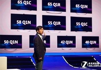 让想象发生 长虹CHiQ曲面4K电视初体验