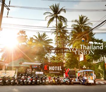 【泰国欢乐游】