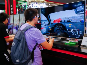 微软赛车游戏体验