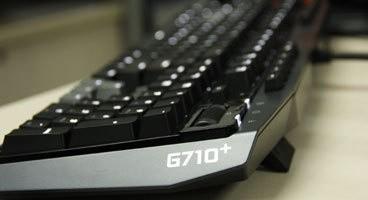 30张图看尽罗技G710+
