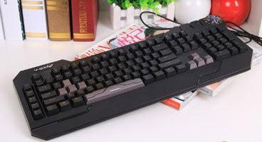 V-OX G5机械键盘图赏