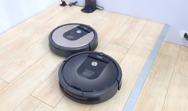 iRobot扫地机器人IFA展
