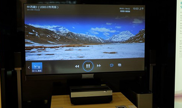 海信4K激光电视IMAX体验