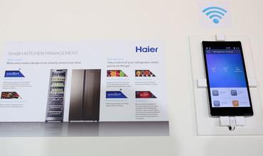 海尔携多款智能家电产品亮相IFA