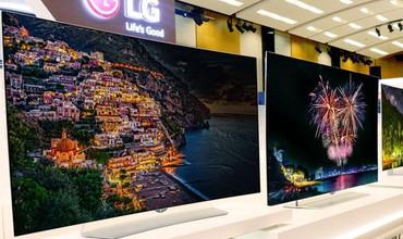LG OLED新品谍照曝光