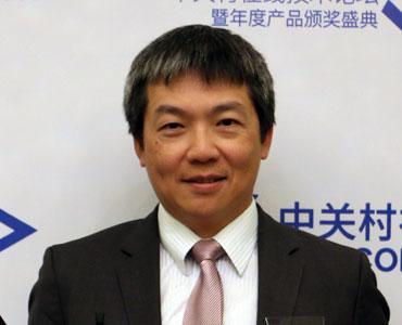 许佑嘉:华硕电脑全球副总裁