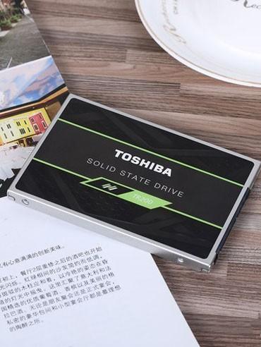 东芝TR200 SSD首测