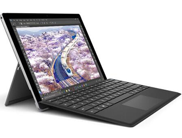 【黑色键盘套装】微软Surface Pro 4<br/><i></i><span>4599.00</span>