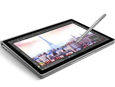 微软Surface Book二合一平板笔记本<br/><i></i><span>17888.00</span>